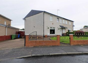 Thumbnail 3 bedroom semi-detached house for sale in Garvock Drive, Eastwood, Glasgow