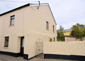Thumbnail 2 bed end terrace house for sale in Chapel Street, Bere Alston, Yelverton