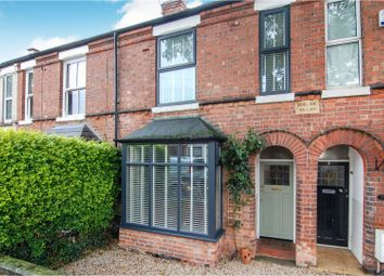 Thumbnail 3 bed terraced house for sale in Byron Road, West Bridgford
