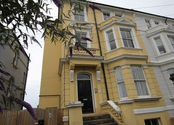 Thumbnail 3 bed flat to rent in Tff, 51 Pevensey Road, St. Leonards-On-Sea, East Sussex.