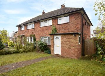 3 bed semi-detached house for sale in Oxhey Avenue, Bushey, Hertfordshire WD19