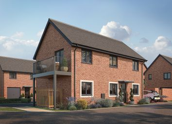 "Thumbnail 2 bed duplex for sale in ""The Garland"" at Alconbury Enterprise Campus, The Boulevard, Huntingdon"