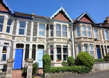 Thumbnail 4 bed terraced house for sale in Elmgrove Road, Fishponds, Bristol