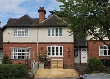 Thumbnail 3 bed terraced house for sale in The Circle, Harborne, Birmingham