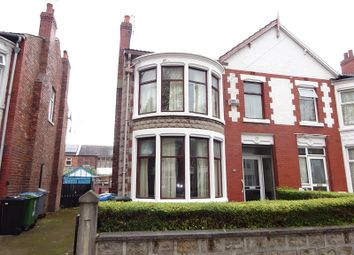 Thumbnail 3 bed semi-detached house for sale in Plumbley Drive, Old Trafford, Manchester.