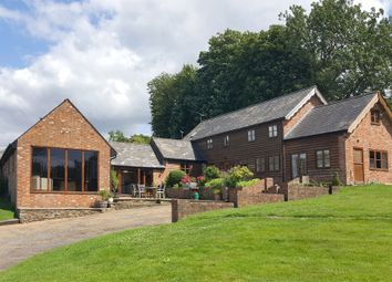 Thumbnail 6 bed barn conversion for sale in Netherfield Road, Netherfield, Battle