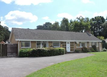 Thumbnail 3 bed detached bungalow to rent in Berkley Avenue, West Parley, Ferndown