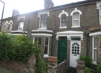 Thumbnail 3 bed terraced house to rent in Bedford Street, Ipswich