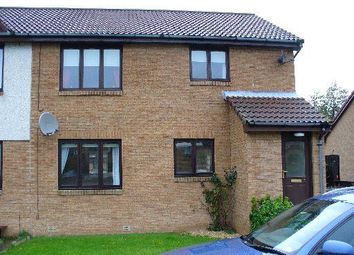 Thumbnail 2 bed flat to rent in Corrie Court, Newtongrange, Dalkeith