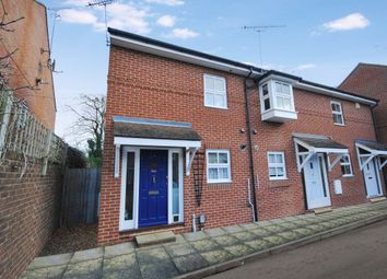 Thumbnail 2 bed semi-detached house to rent in The Moorings, Bishops Stortford, Hertfordshire
