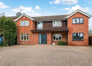 Thumbnail 5 bed detached house for sale in Wellington Road, Sandhurst