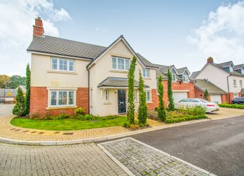 Thumbnail 4 bed detached house for sale in Ty Gwyn Gardens, Penylan, Cardiff