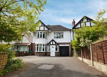 Thumbnail 3 bed detached house for sale in Longmore Road, Shirley, Solihull
