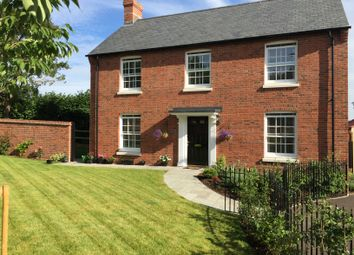 Thumbnail 4 bed detached house for sale in Morrison Avenue, Tisbury, Salisbury