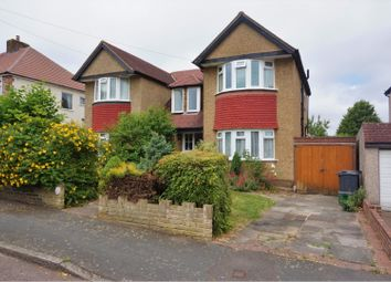 Thumbnail 3 bed semi-detached house for sale in Greville Avenue, South Croydon