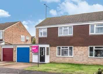 3 bed semi-detached house for sale in Pigott Road, Wokingham RG40
