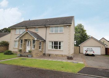 Thumbnail 5 bed detached house for sale in James Blair Close, Errol, Perth