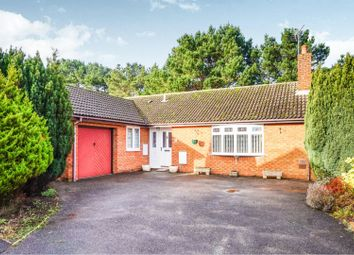 Thumbnail 3 bed detached bungalow for sale in Burdock Close, Christchurch