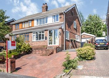Thumbnail 3 bed semi-detached house for sale in Broadhill Road, Stalybridge, Greater Manchester, United Kingdom