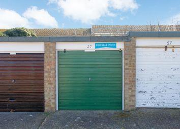 Thumbnail  Parking/garage for sale in Luckhurst Gardens, Cliftonville, Margate