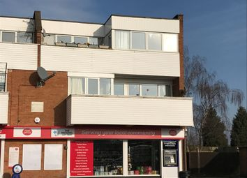 Thumbnail 2 bedroom flat for sale in Launceston Road, Wigston, Leicester