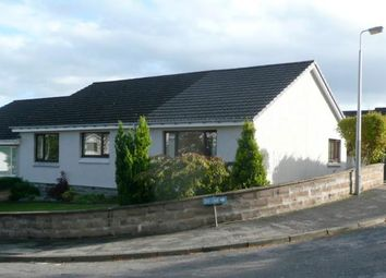 Thumbnail 3 bedroom detached bungalow to rent in Grant Road, Banchory