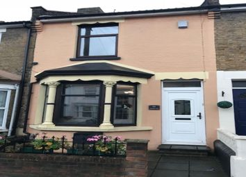 Thumbnail 3 bed terraced house for sale in Bingham Road, Strood, Rochester