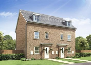 """Thumbnail 4 bedroom end terrace house for sale in """"Woodcote"""" at Westminster Avenue, Clayton, Bradford"""