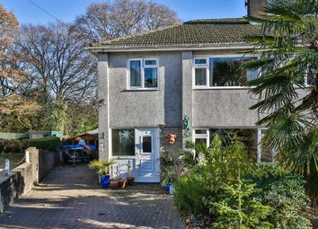 Thumbnail 3 bed semi-detached house for sale in Woodfield Avenue, Radyr, Cardiff