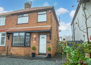 Thumbnail 3 bed semi-detached house for sale in Kent Avenue, Gorleston, Great Yarmouth