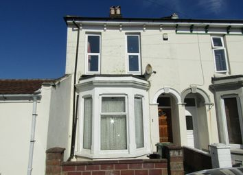 Thumbnail 7 bed end terrace house to rent in Edmund Road, Southsea