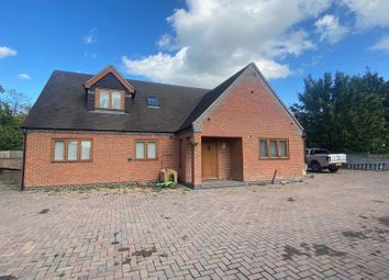 Thumbnail 3 bed detached house for sale in Horninglow Road North, Horninglow, Burton-On-Trent