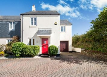 Thumbnail 3 bed end terrace house to rent in Lister Way, East Allington, Totnes