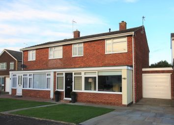 Thumbnail 3 bed semi-detached house for sale in Linden Close, Paddock Wood, Tonbridge