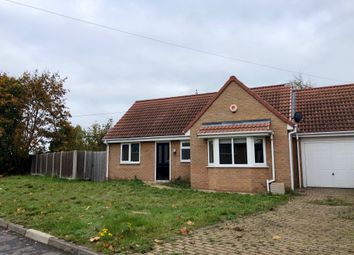 Thumbnail 3 bed detached bungalow for sale in Station Road, Bawtry, Doncaster