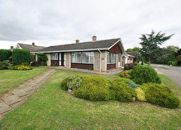 Thumbnail 3 bed detached bungalow for sale in Sewells Close, Newton Flotman, Norwich