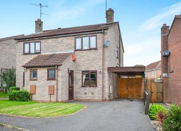 Thumbnail 2 bed semi-detached house for sale in Cranswick Close, Mansfield, Nottingham, Nottinghamshire