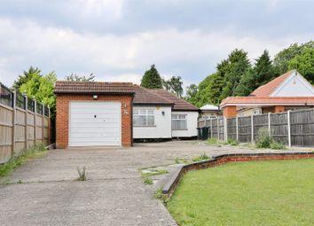 Thumbnail 4 bedroom detached bungalow for sale in Birchwood Road, Dartford