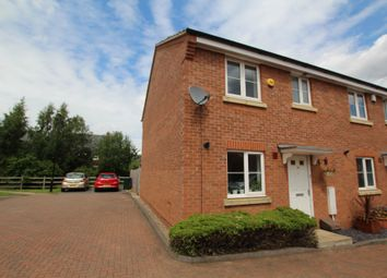 Thumbnail 3 bed semi-detached house for sale in Wryneck Walk, Nailcote Grange, Coventry