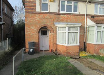Thumbnail 3 bed semi-detached house to rent in Severne Road, Birmingham