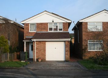Thumbnail 3 bedroom detached house to rent in Chichester Close, Hedge End, Southampton