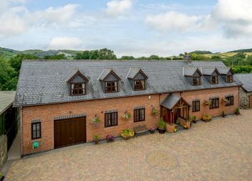 4 bed detached house for sale in Llanidloes Road, Newtown, Powys SY16