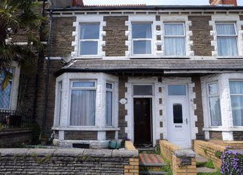 Thumbnail Terraced house for sale in Court Road, Barry, Vale Of Glamorgan