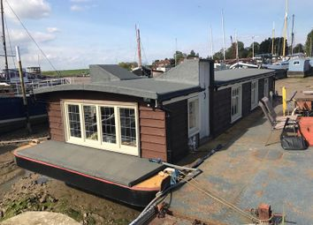 Thumbnail 1 bedroom houseboat for sale in ., St Osyth Essex UK
