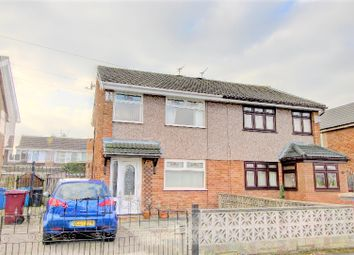 Thumbnail 3 bed semi-detached house for sale in Pamela Close, Fazakerley, Liverpool