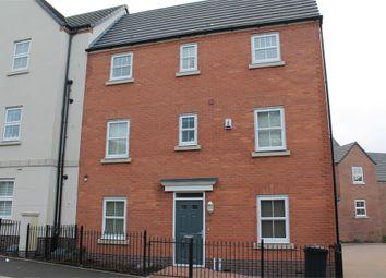 Thumbnail 4 bed semi-detached house for sale in Edinburgh Road, Nuneaton