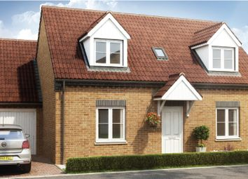 Thumbnail 3 bed cottage for sale in Tindall Court, Holbeach, Spalding