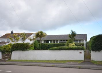 Thumbnail 3 bed detached bungalow for sale in Bodmin Road, Truro