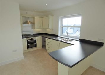 Thumbnail 3 bed flat for sale in 5 Alm Place, Portland, Dorset