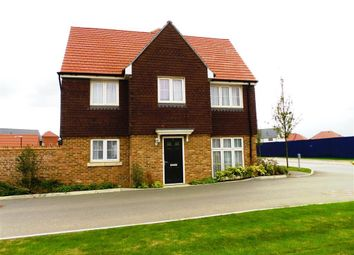 Thumbnail 3 bed end terrace house to rent in Song Thrush Drive, Finberry, Ashford